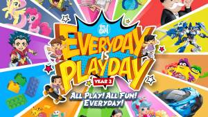 Everyday is Play Day 3