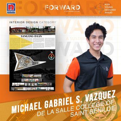Michael Gabriel S. Vazquez