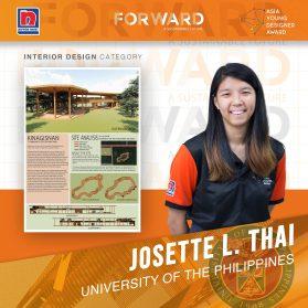 Josette L. Thai