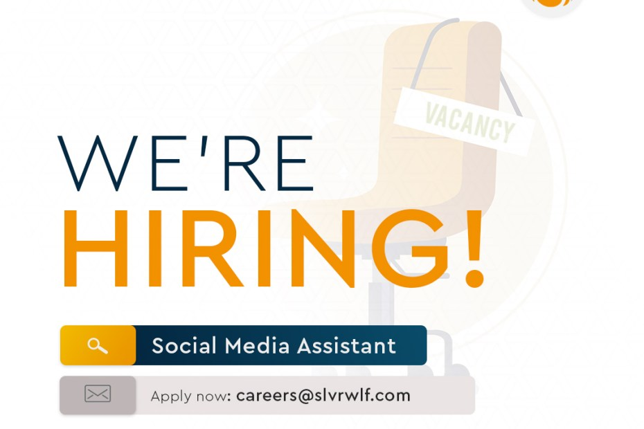 Social Media Assistant wanted graphic