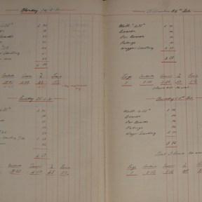 Millars' Timber Record Book Yarloop Acc6186A 34