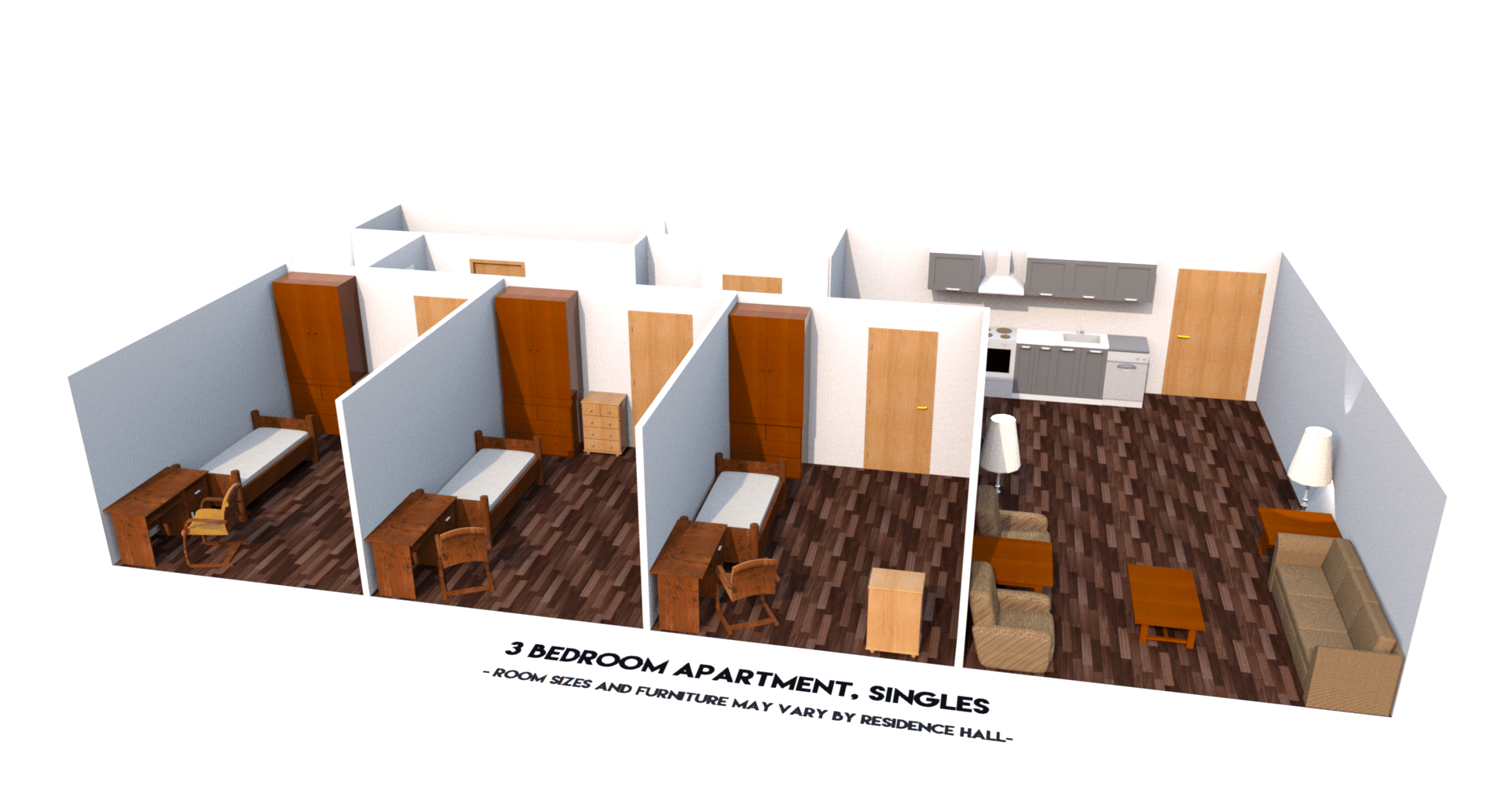 Livingston Apartments Residence Life