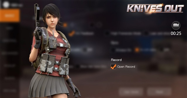 Knives Out Record