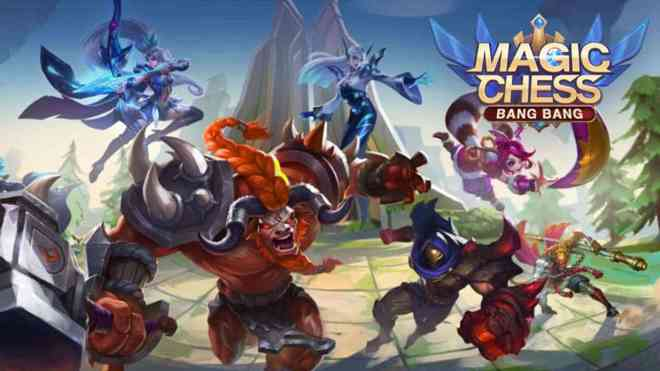 magic chess brings chaotic and tactical fun to mobile