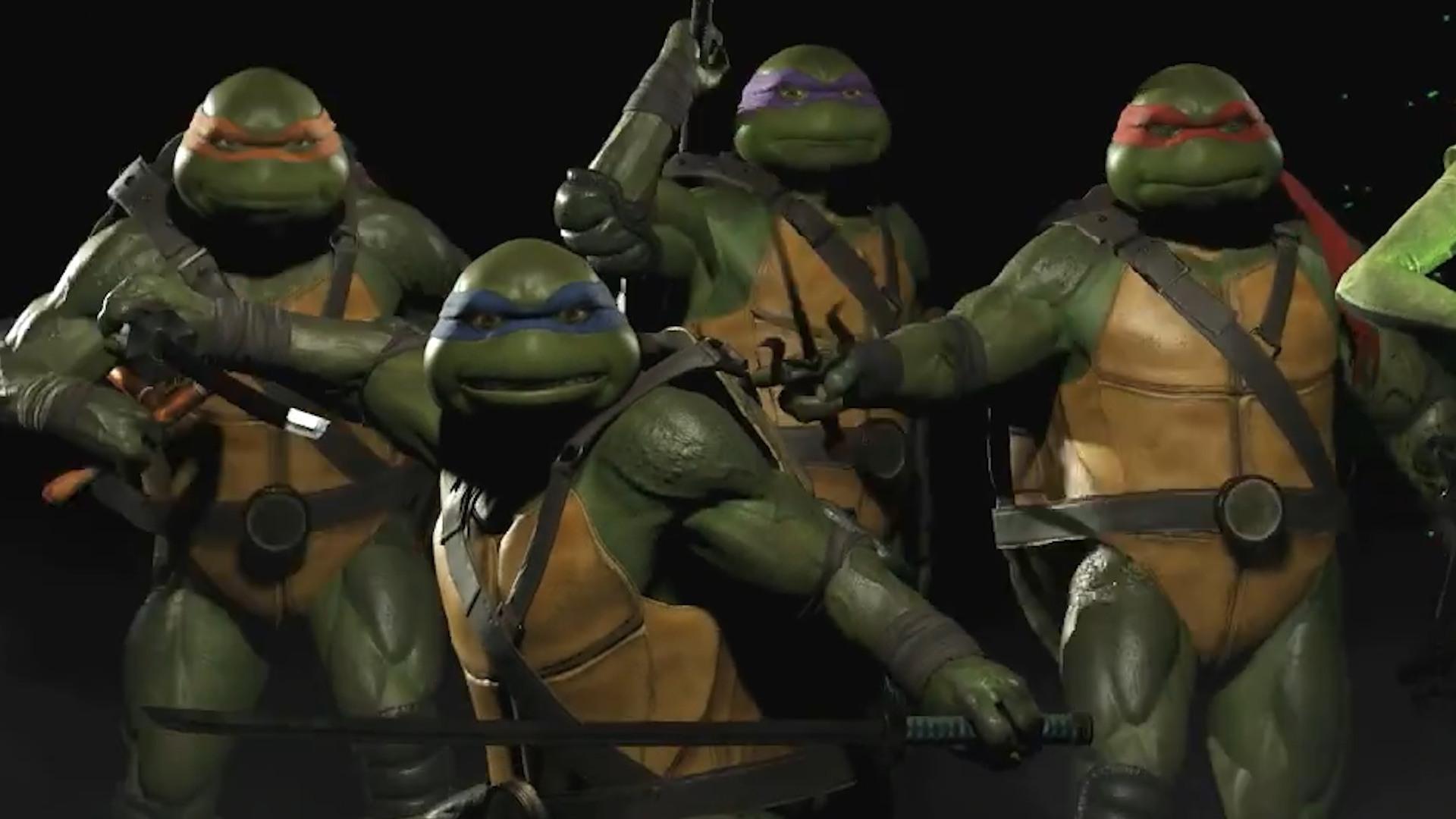 Image result for noctis ninja turtles