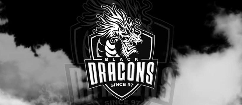 Resultado de imagem para Black Dragons
