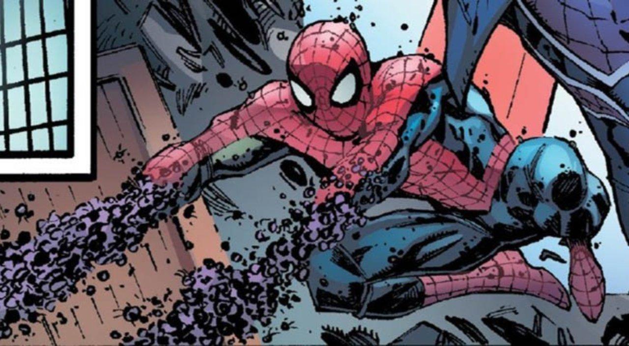 Conhea Spiders Man O Homem Aranha Feito De Milhares De