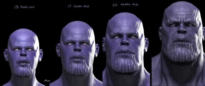 Thanos Joven