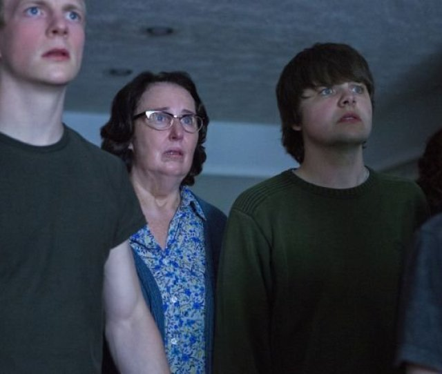 Patrick Gibson Phyllis Smith Brendan Meyer In The Oa Part Ii