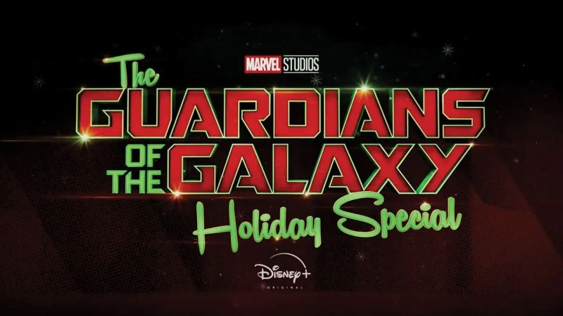 The Guardians of the Galaxy Holiday Special: James Gunnn comparte avances  del guión