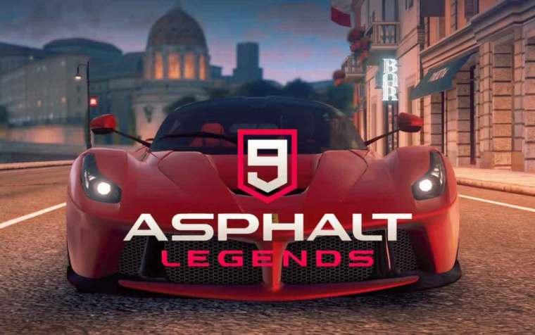 لعبة Asphalt 9: Legends أصبح متوفرة الأن فى جميع أرجاء العالم