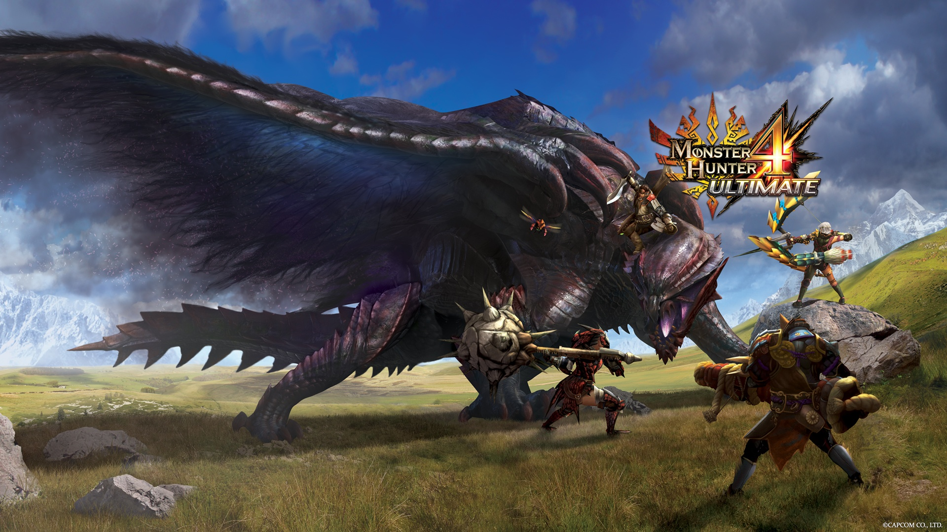 Monster Hunter para Nintendo Switch