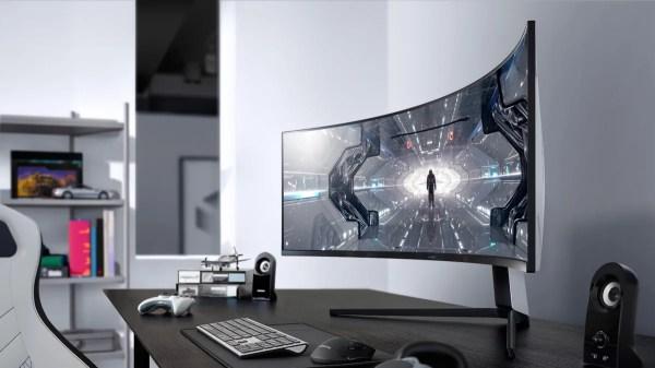 CES 2020: Samsung revela monitores Odyssey G7 e G9