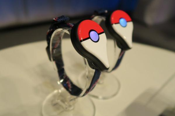 Resultado de imagen de pulsera pokemon go