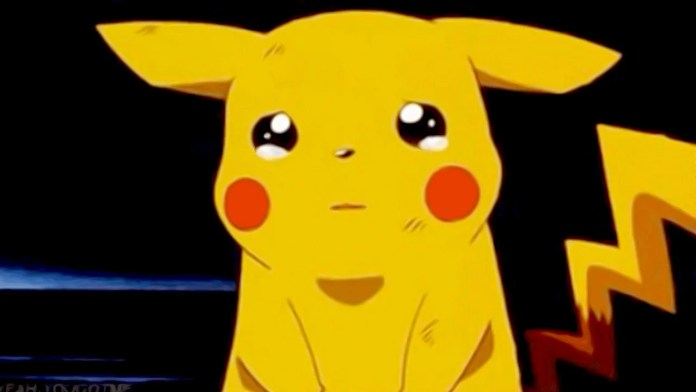 Pikachu Pokémon: Mewtwo Strikes Back