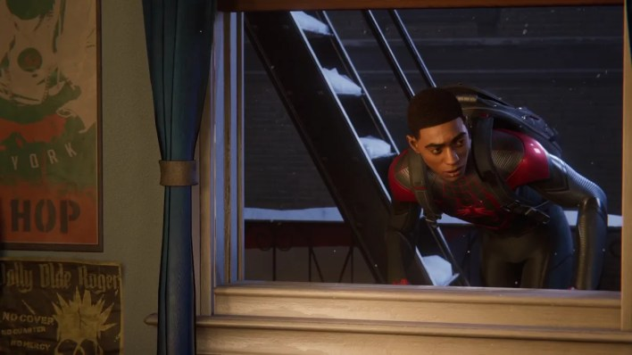 Spider-Man: Miles Morales First Gameplay Shown at PS5 Event