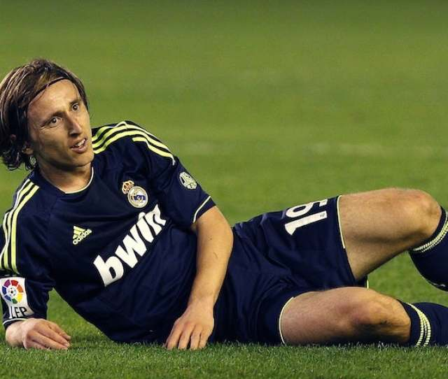 Modric Caught Cheating On Wife