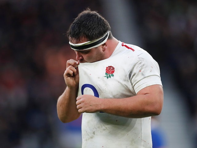 Jamie George taking advice from England cricketers ahead of autumn clashes
