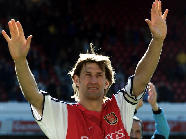 Tony Adams pictured in 2002
