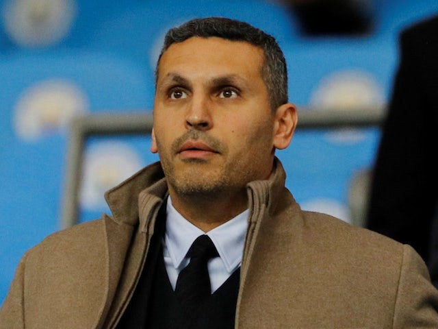 """Man City chairman vows to send """"strong message"""" in"""