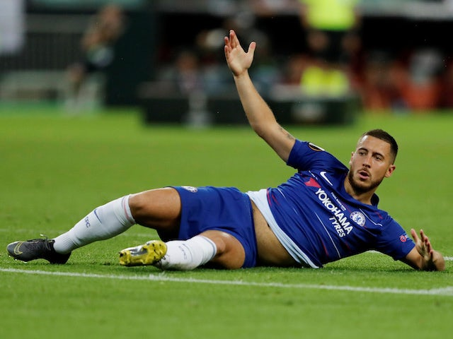 Real deal is dream come true for Hazard