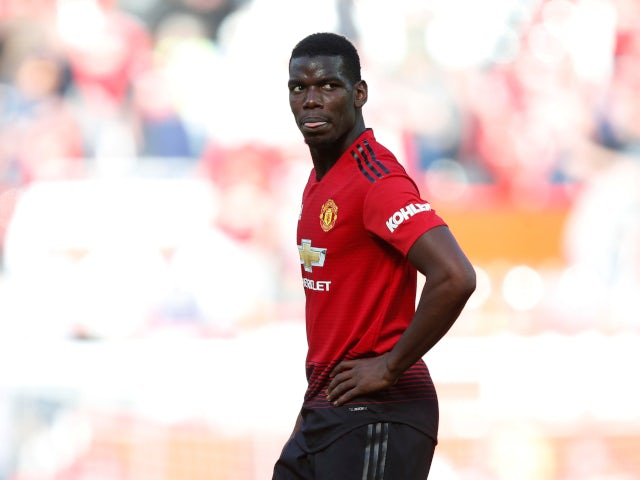 Pogba agent hints at return