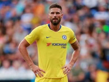 Wednesday's Premier League transfer talk: Giroud, Bellerin, Mitrovic