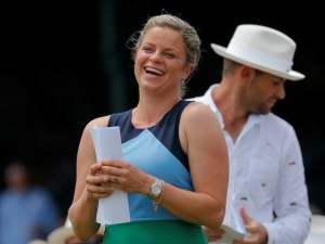 Result: Kim Clijsters return ends in straight-sets defeat to Garbine Muguruza