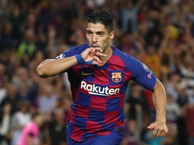 Juventus end efforts to sign Barcelona forward Luis Suarez? - Sports Mole