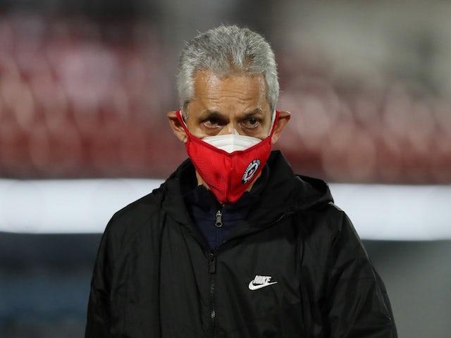 Imagen cuando el gerente de Colombia, Reynoldo Ruda, era gerente de Chile el 13 de noviembre de 2020