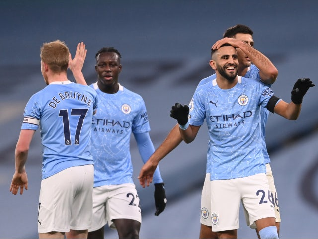 Preview: Manchester City vs. Fulham - prediction, team news, lineups -  Sports Mole