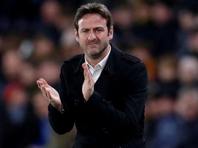 Panama manager Thomas Christiansen pictured in 2018
