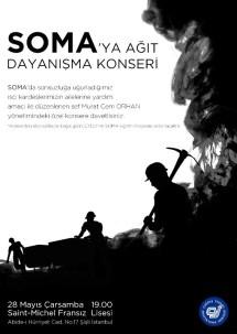 Soma Dayanışma Konseri