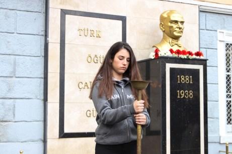 ceremonie Ataturk 10 novembre 4