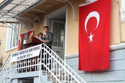 ceremonie Ataturk 10 novembre 6