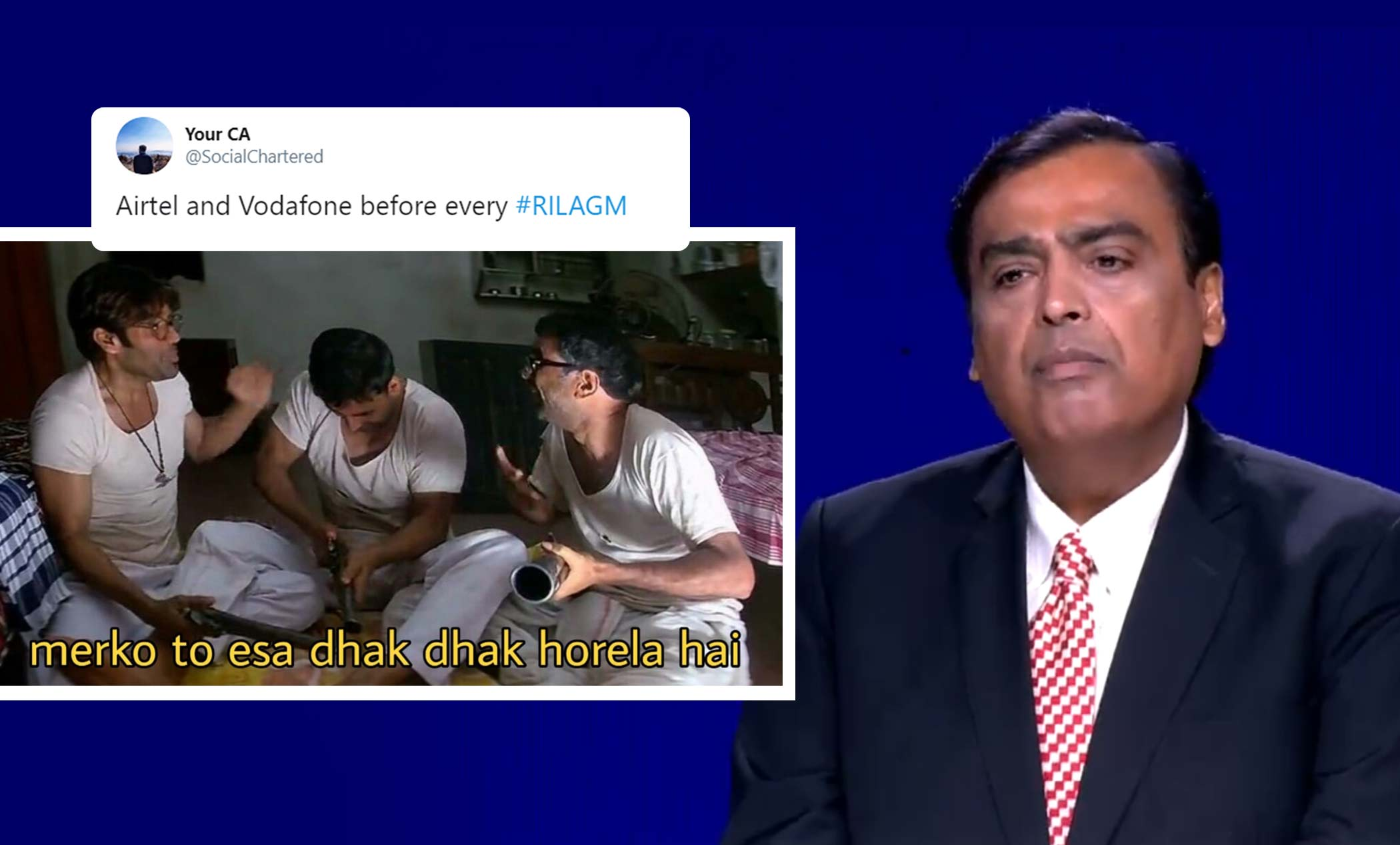 Reliance Jio Agm 2019 Has Spurned Memes About The Fate Of Other