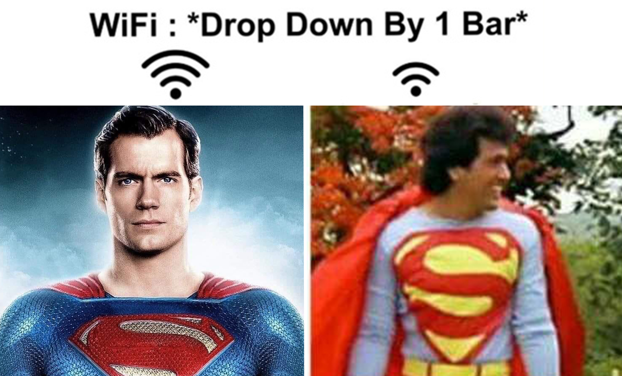 These Wifi Bar Drops Memes Are Better Than Your Internet