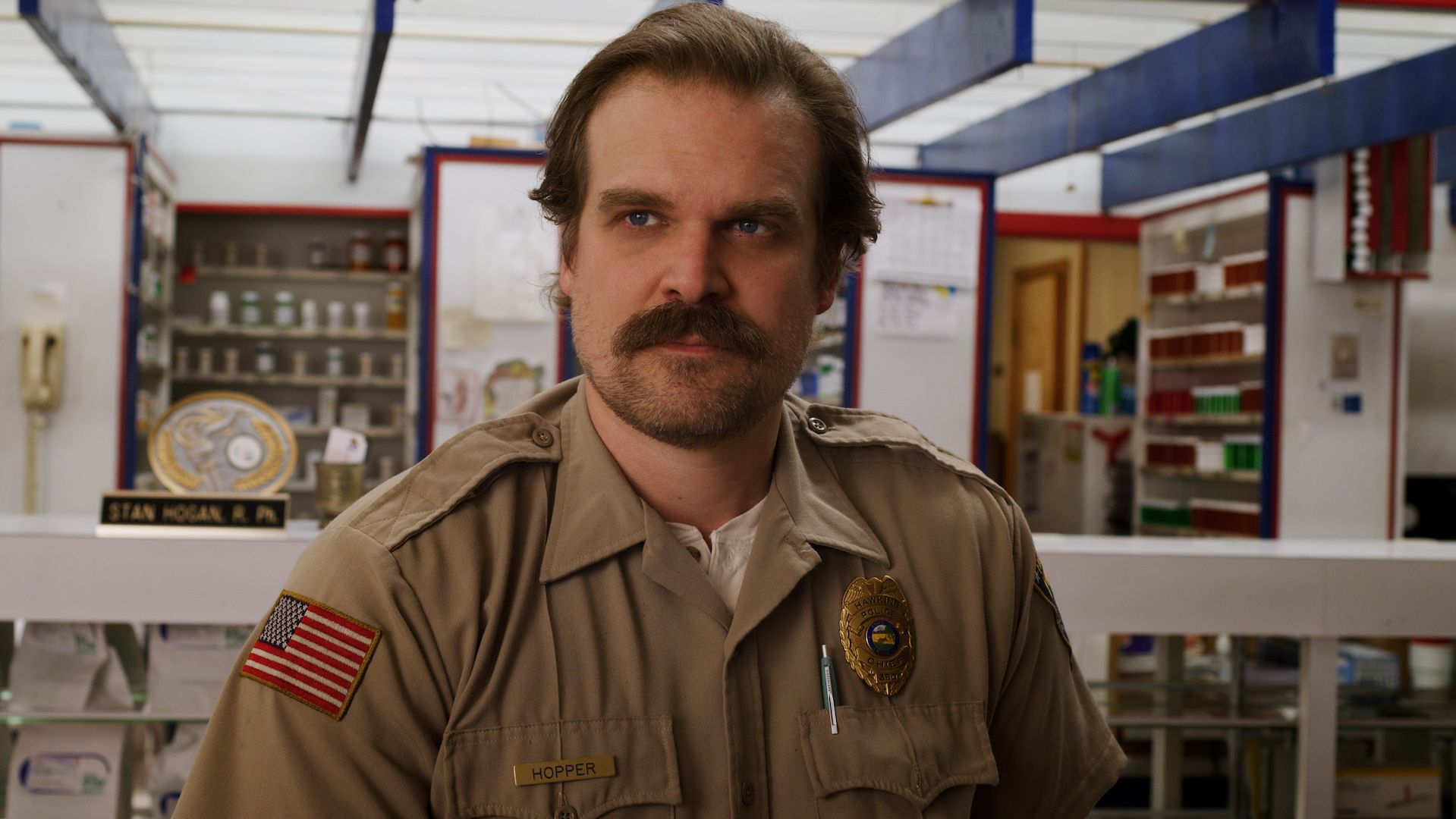 We Need To Talk About Hopper S Rage Problem In Stranger Things 3