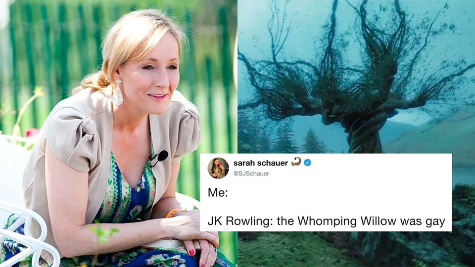 Mashable On Twitter J K Rowling Marks Brexit Day With A