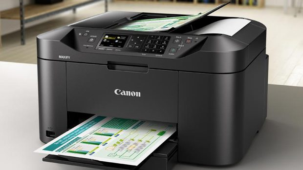 Canon Maxify Mb2120 Wireless Home Office Inkjet Printer Printers Scanners Review 2016 Pcmag Australia