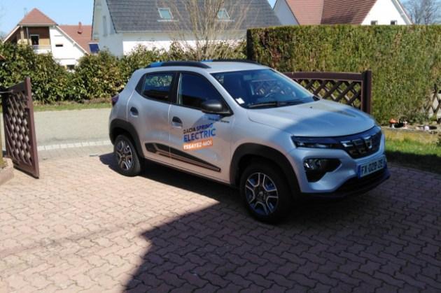 La Dacia Spring essayée.