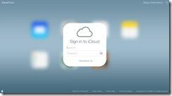 iCloud_Web