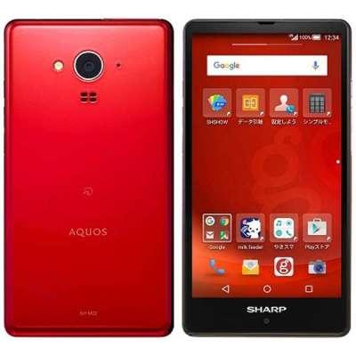 SIMフリー/ 楽天モバイル SHARP AQUOS SH-RM02