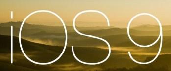 iOS9画像
