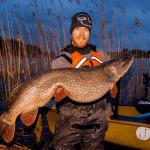 Sådan gør du, når du fanger en rekordfisk