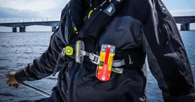 TB-520 fra Alltek Marine – en sikker mand overbord løsning