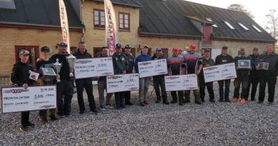 Forrygende fiskeri til Predator Cup 2018!