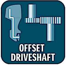 Offset Driveshaft er en vægtfordeling af motorblokken, så du opnår en bedre balance i båden