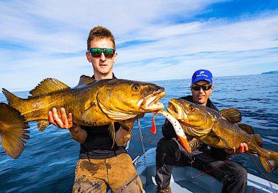 Dyr fiskeferie – blev taget i tolden og fik bøde på kr. 100.000!
