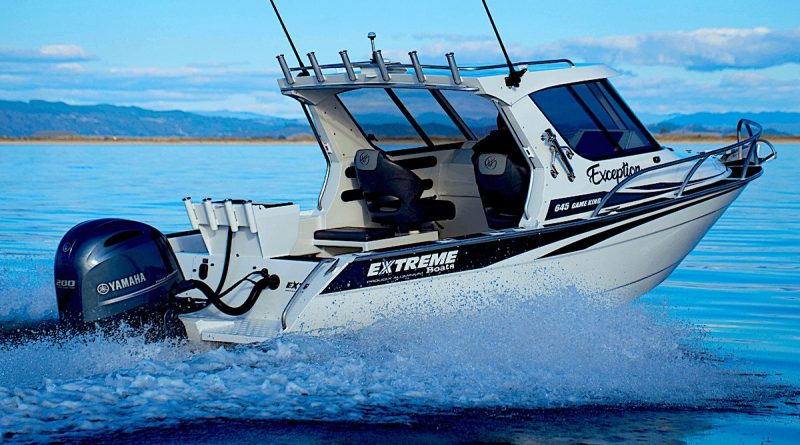 Extreme Boats 645 Game King